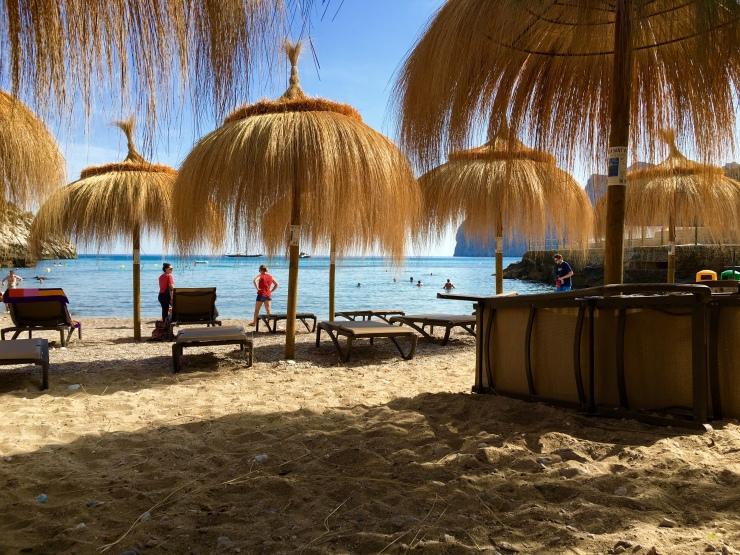 Cala San Vicente beach, Mallorca