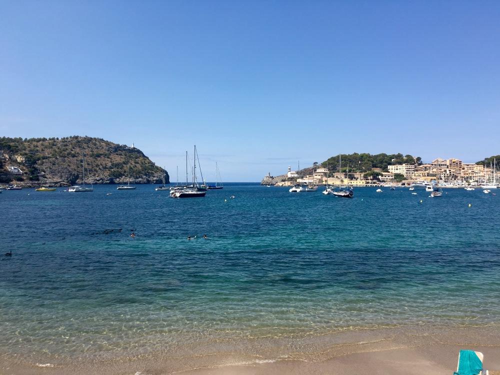Port de Sóller beach, Mallorca