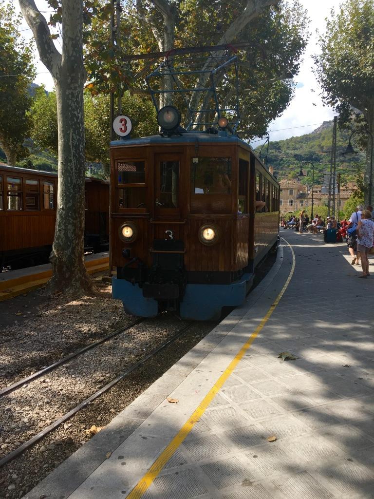 Tren de Sóller - the Orange Express, Mallorca