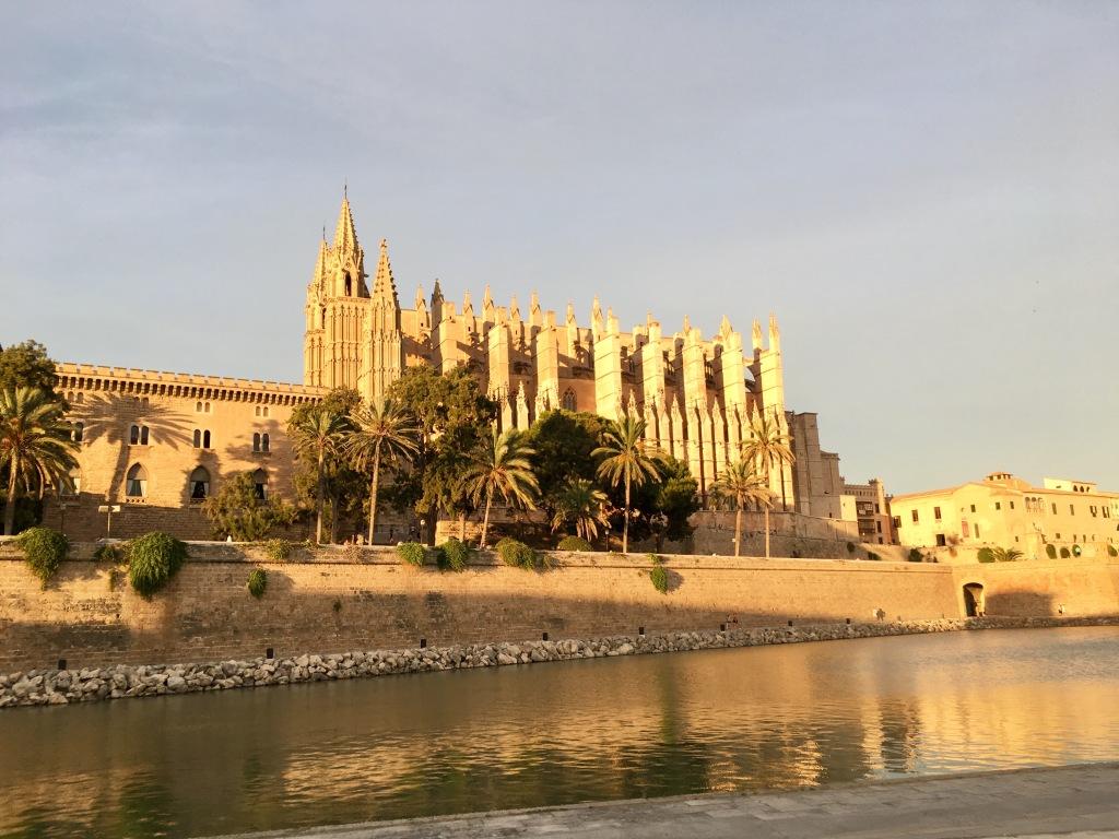 La Seu Cathedral, Palme de Mallorca