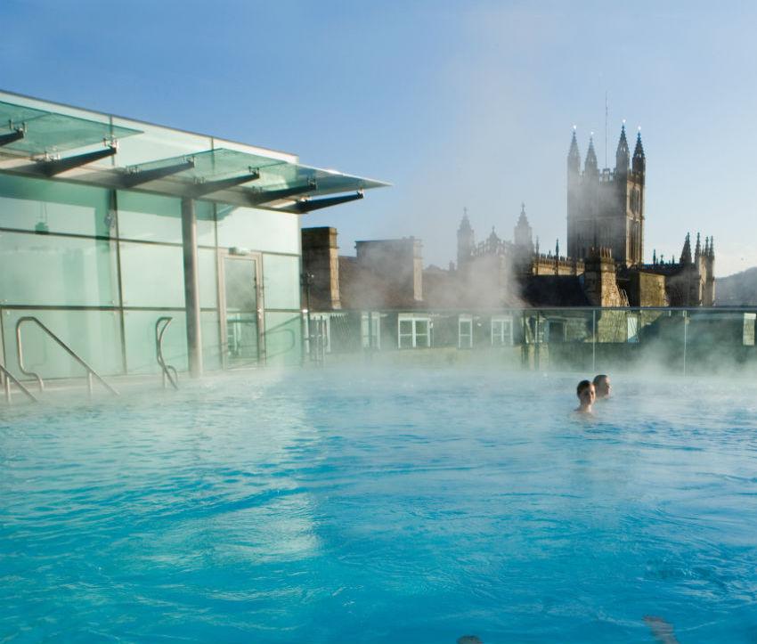 Thermae Bath Spa, Bath