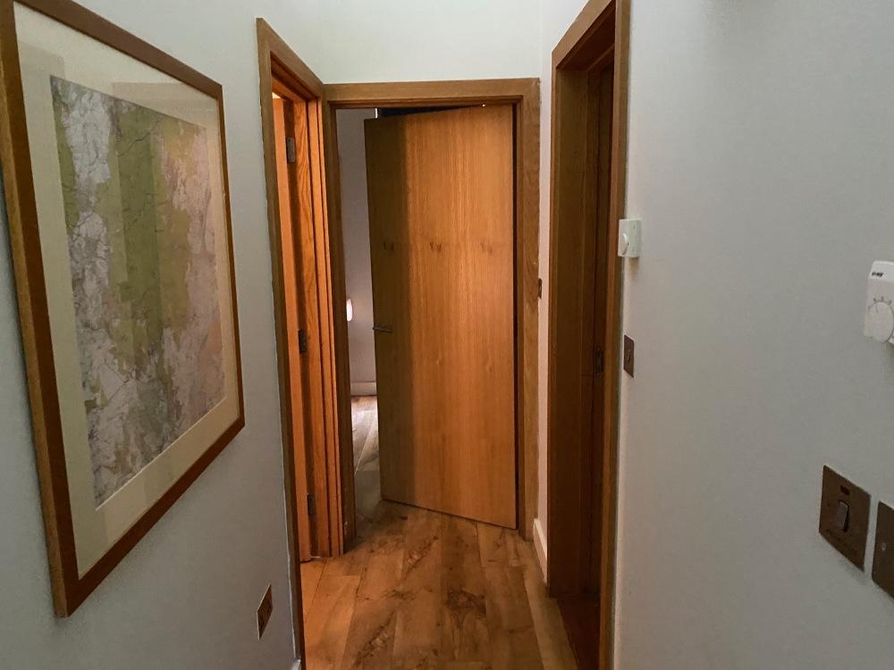 Forest Holidays Golden Oak cabin inside